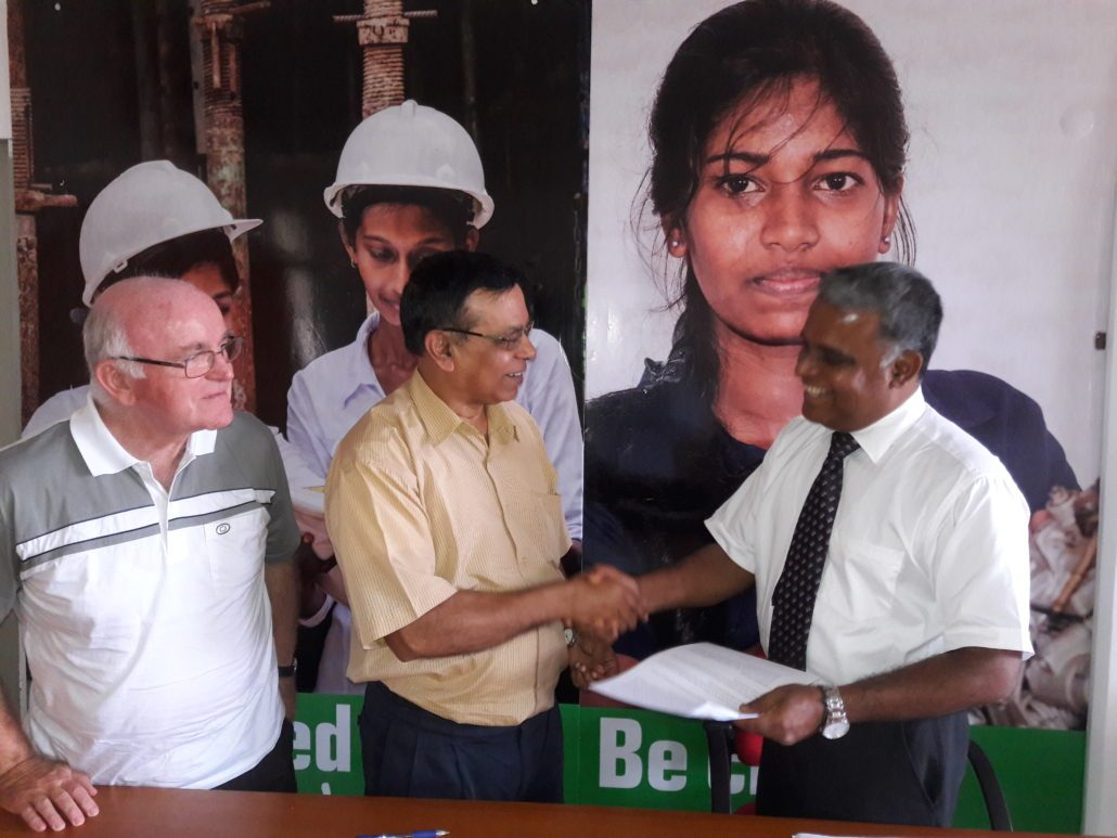 Headway (DynEd SL) to uphold the spirit and mission of Don Bosco- Sri Lanka